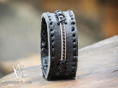 Strung-Up AA Leather Bracelet (#CLS165) w/ FREE Album Download photo