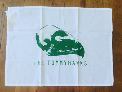 Limited edition hand printed Tea Towel main photo