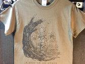 """Metastasis"" Olive shirt photo"