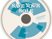 AIP001:  Jay Sole / J Boogie - Save Your Sole / Domino Boogie 7-Inch photo