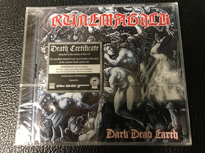Dark Dead Earth (2CD) main photo