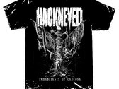 T-Shirt - Inhabitants Of Carcosa -  Black, Navy, Blood, Army, Midnight, Soil photo