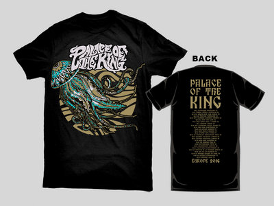 2016 European Tour T-Shirt main photo