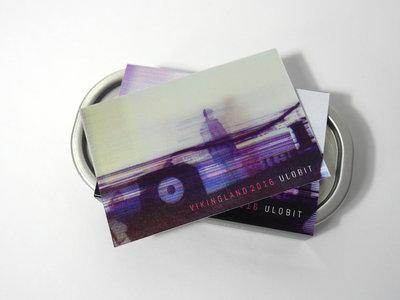 100# Limited Edition USB Drive + Can + Lenticular Card main photo