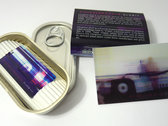 100# Limited Edition USB Drive + Can + Lenticular Card photo