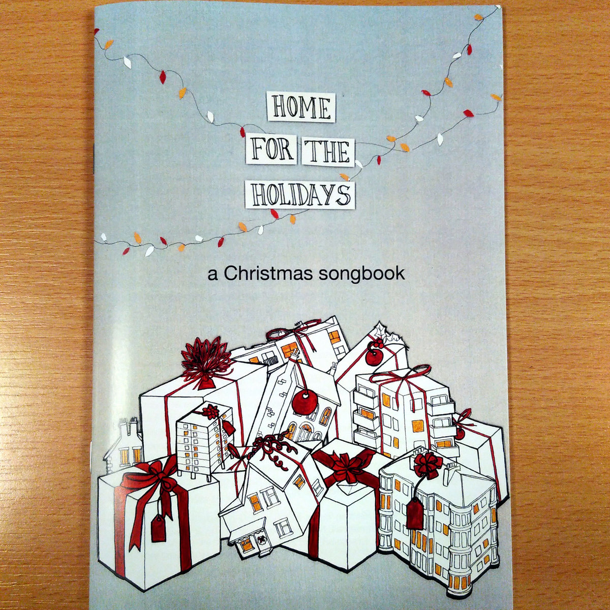 Home For The Holidays: A Christmas Songbook | Shelter Scotland