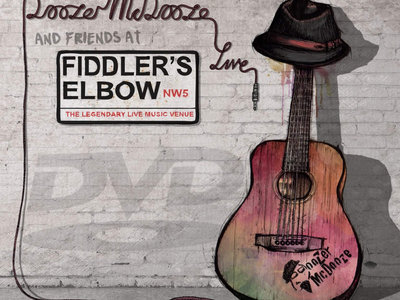 Doozer McDooze & Friends Live at the Fiddler's Elbow DVD main photo