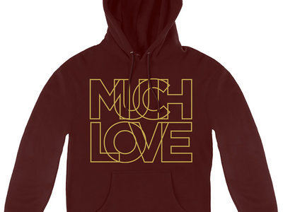 Much Love Pullover Hoodie main photo