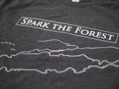 "Spark the Forest ""Trees"" T-Shirt photo"
