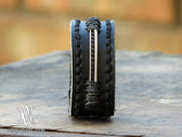 Strung Up AA Leather Bracelet (#CLS167) w/ FREE Album Bundle Download photo