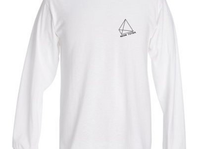Long Sleeve Tetrahedron Tee main photo
