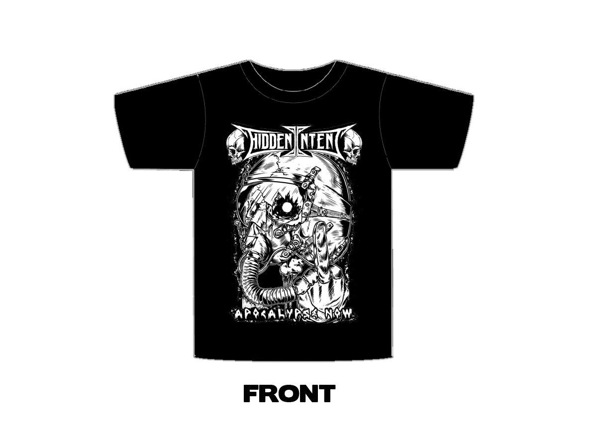 Shirt design now - Black Apocalypse Now Up Yours Shirt Design By Thrashwolf Free Digital Download