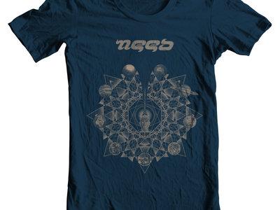 IOTA Blue T-shirt main photo