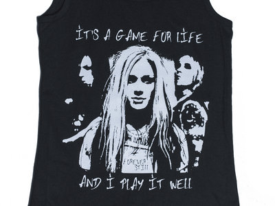It's A Game For Life Tank Top main photo