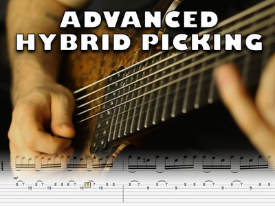 Advanced Hybrid Picking Lesson Package main photo