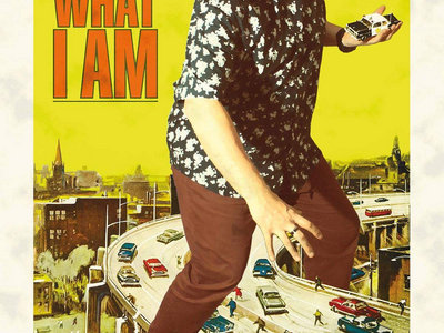 Jon Pearson: I Am What I Am Poster main photo