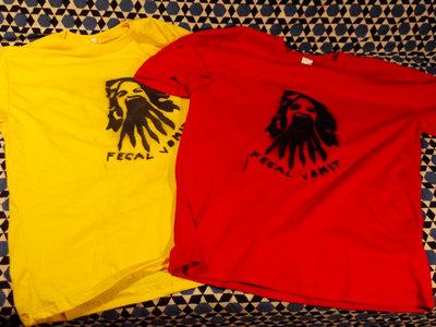 Fecal Vomit T-shirt main photo