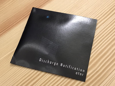 Discharge Notification SD Card version main photo