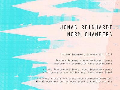 Further presents Jonas Reinhardt January 12th 2017 main photo