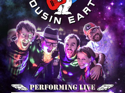 Cousin Earth Live Show Poster main photo