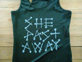 Tank Top with Logo photo