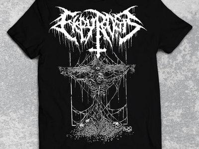 """God Grotesque"" T-Shirt main photo"