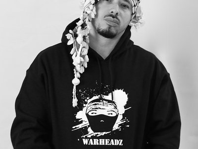 """WARHEADZ HOODY"" main photo"