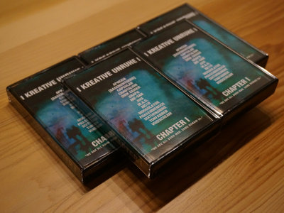 Cassette - Kreative Unruhe Compilation main photo