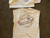 White Coffin T-shirt photo