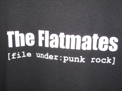 The Flatmates (Small) T-Shirt Sale! Available NOW! main photo