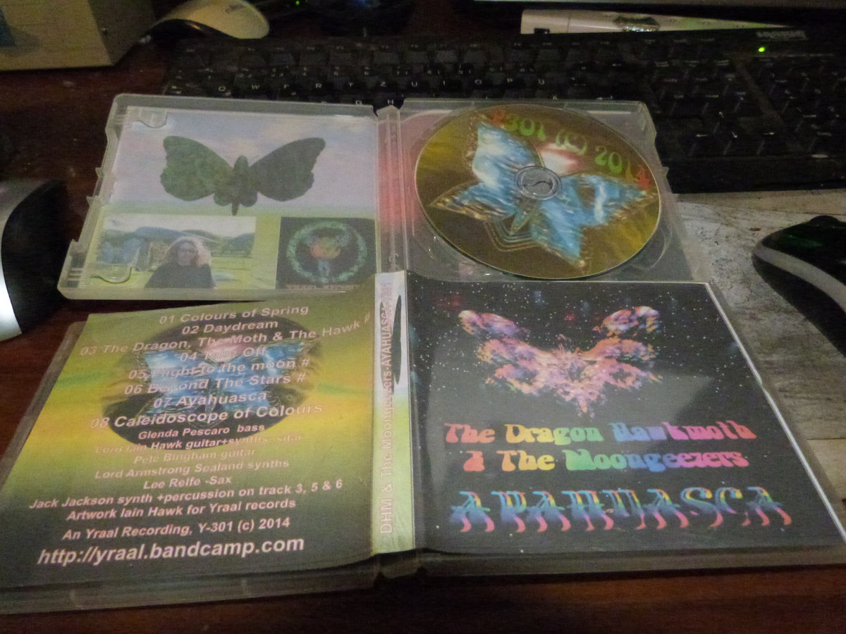 The Dragon, The Moth and The Hawk   Planet Yraal