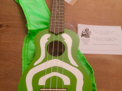 Handmade Recordiau Prin Ukulele PRINU0002 main photo