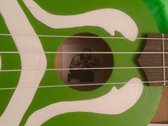 Handmade Recordiau Prin Ukulele PRINU0002 photo