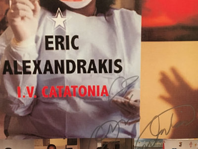 I.V. CATATONIA [SIGNED LIMITED EDITION POSTER] main photo