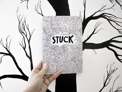 Stuck - a comic by Sabine Moore main photo