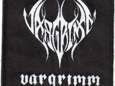 Vargrimm - Logo Aufnäher / Patch main photo