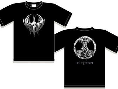 Vargrimm - Logo T-Shirt main photo