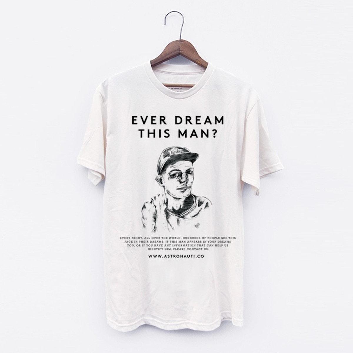 Obey City Dream This Man T Shirt Astro Nautico