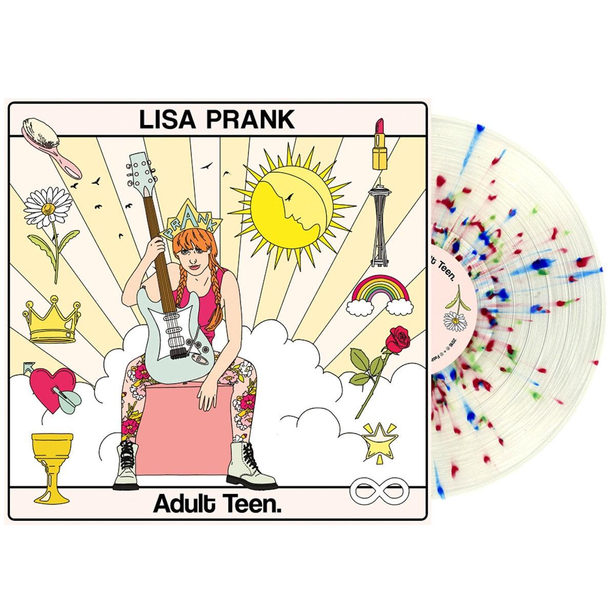 Adult Teen | Lisa Prank