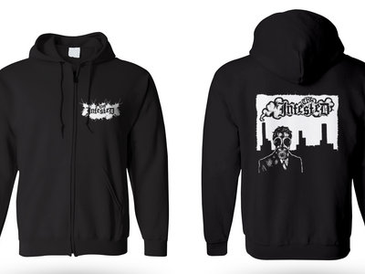 PRE-ORDER: Myth's, Lies & Hypocrites Zipper Hoodie *SHIPS FEBRUARY* main photo