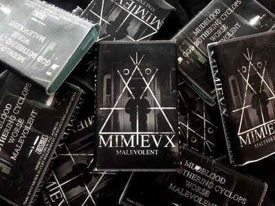 Mimieux | Malevolent - Cassette Tape main photo