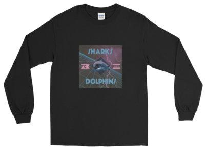Sharks & Dolphins Long sleeve main photo