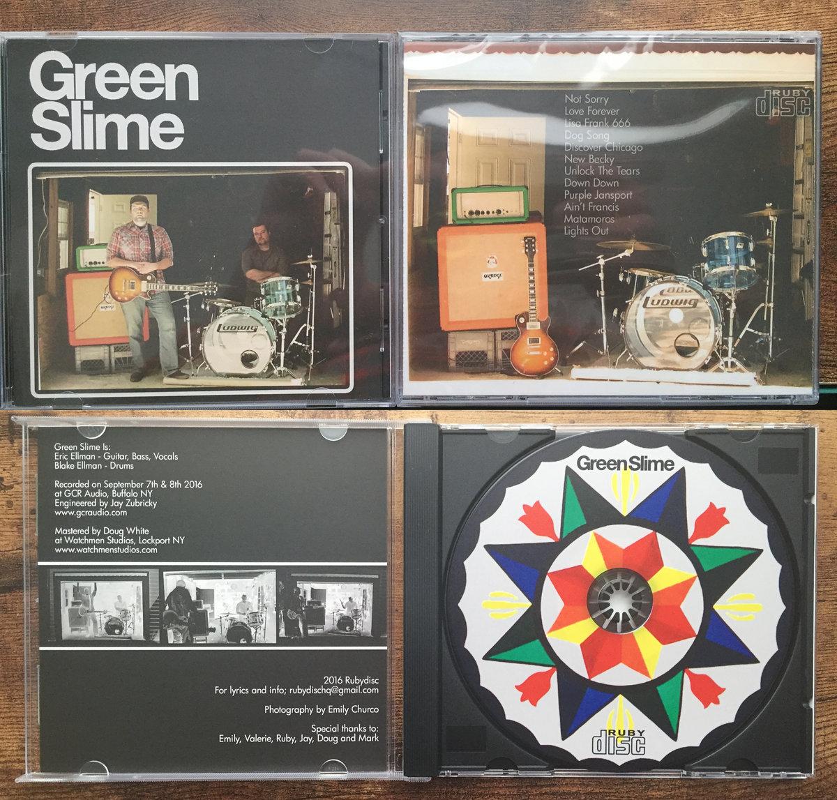 Green Slime | Green Slime