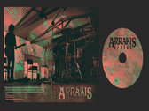 Arrakis - Afytus Limited Edition DVD photo