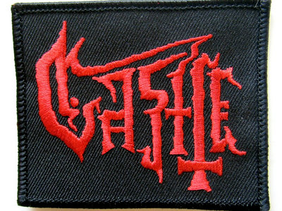Castle Embroidered Patch main photo