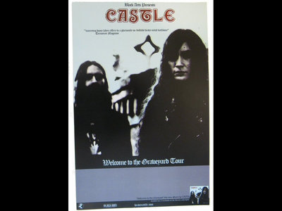 Castle - Welcome to the Graveyard - Promo Poster main photo