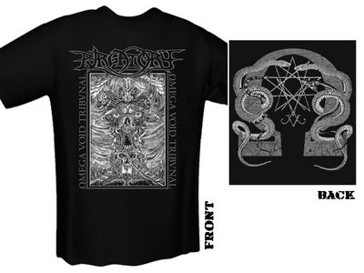 PURGATORY - Ωmega Void Tribvnal T-Shirt main photo