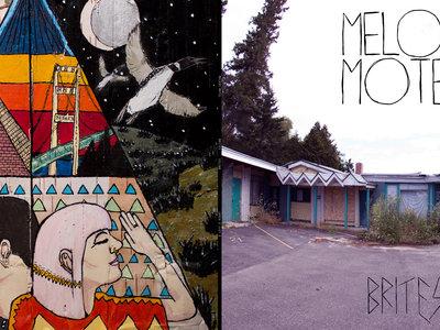 Brites - Melody Motel & 2 Left 2 Right LP main photo