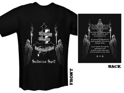"DARKENED NOCTURN SLAUGHTERCULT ""Saldorian Spell"" T-Shirt main photo"