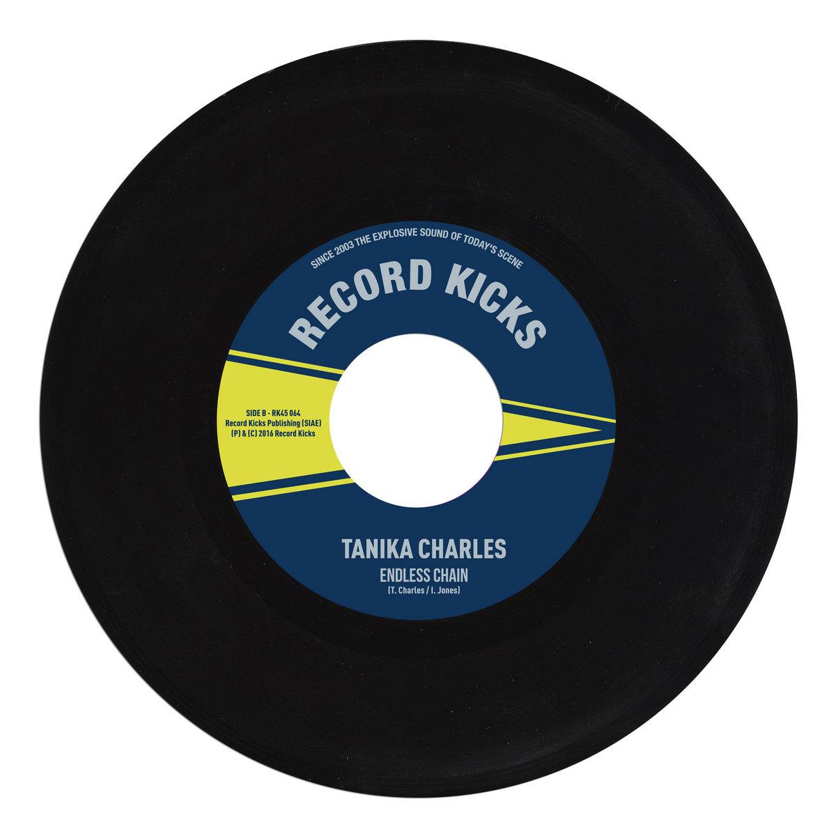Soul Run / Endless Chain 45 | Tanika Charles